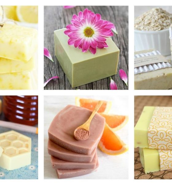 15 Nourishing Natural Soap Recipes Your Skin Will Love This Fall