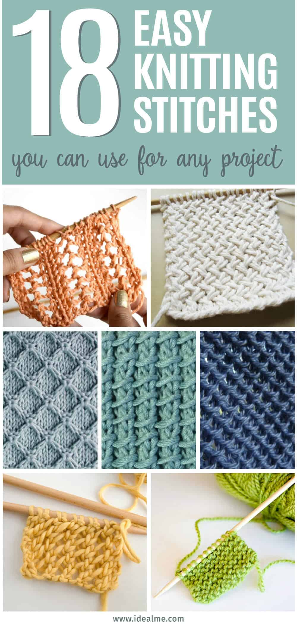 Knitting On The Net Stitches : Knitting on the net stitches comsar for