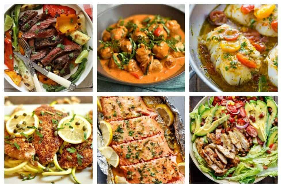 18 Easy Weeknight Paleo Dinners That Everyone Will Love ...