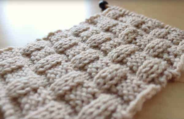 Knitting Stitch Looks Like Weaving : Top 20 Video Tutorials of Some of the Most Popular Knitting Stitches - Ideal Me
