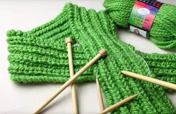 Lovers Knot Knitting Stitch : Top 20 Video Tutorials of Some of the Most Popular Knitting Stitches - Ideal Me